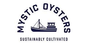 Mystic Oysters logo